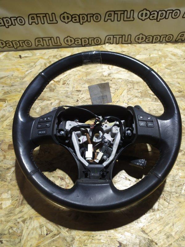 Руль Lexus Is250 GSE20 4GR-FSE