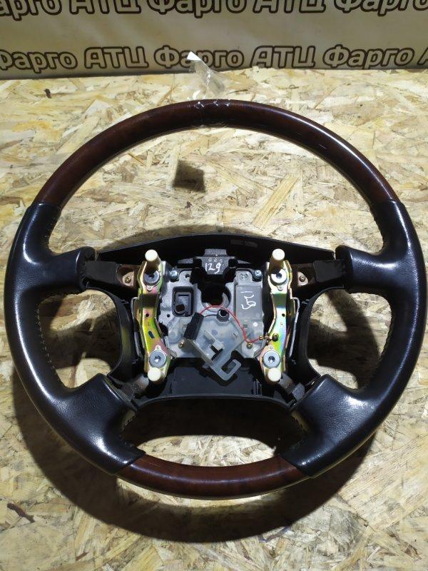 Руль Nissan Laurel HC35 RB20DE