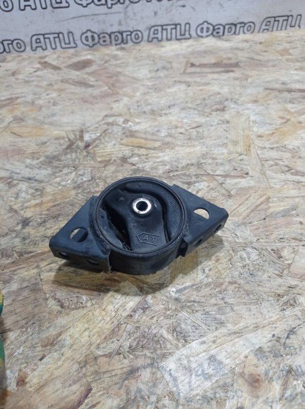 Подушка двигателя Nissan Bluebird QU14 QG18DE задняя