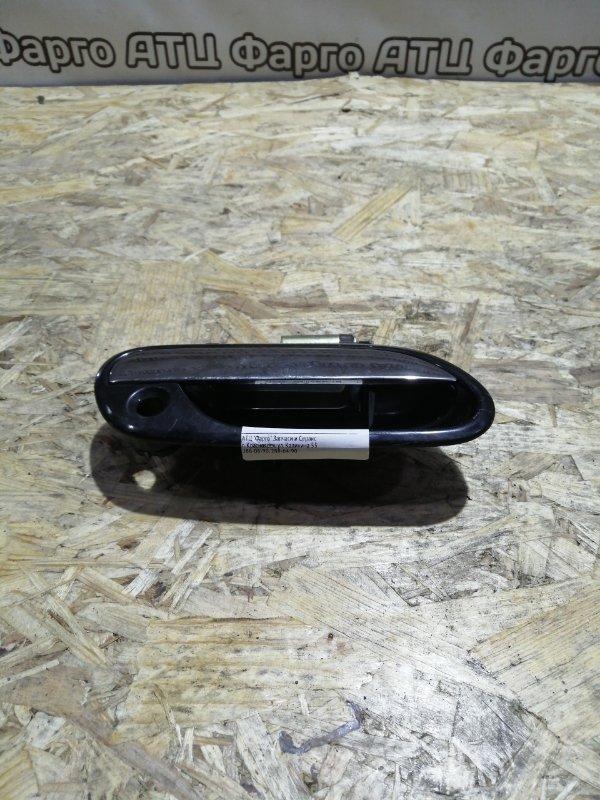 Ручка наружная Honda Odyssey RA6 F23A передняя правая