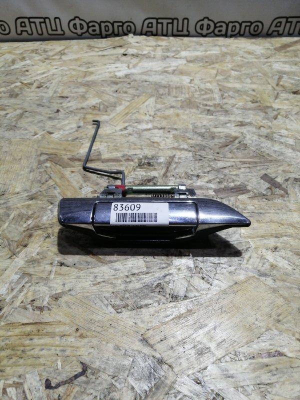 Ручка наружная Nissan Bluebird QU14 QG18DE передняя правая