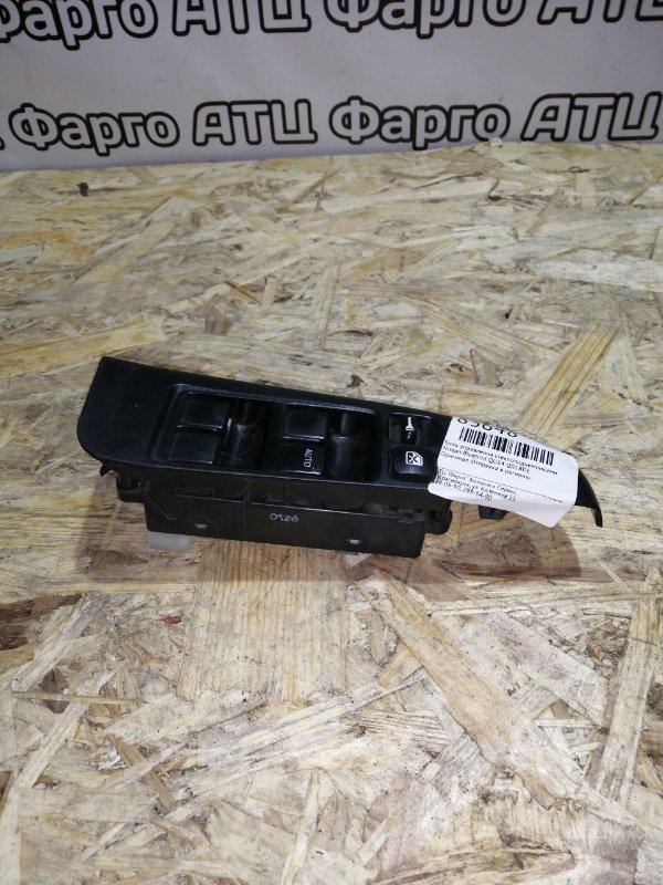 Блок управления стеклоподъемниками Nissan Bluebird QU14 QG18DE