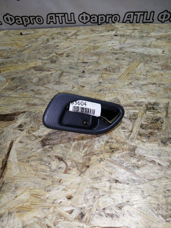 Ручка внутренняя Honda Inspire UA4 J25A задняя левая