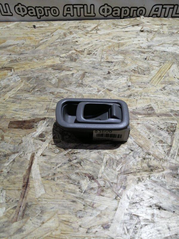 Ручка внутренняя Nissan Rnessa N30 SR20DE задняя левая