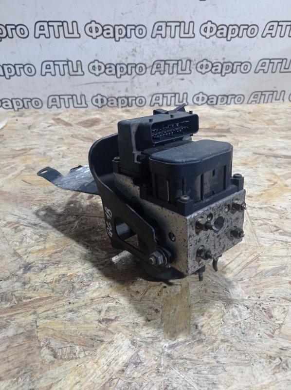 Блок abs Nissan Tino V10 QG18DE