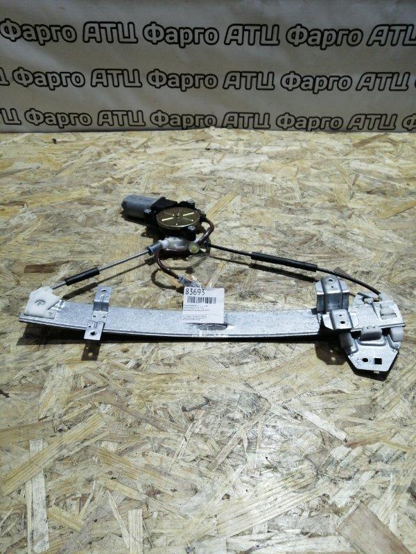 Стеклоподъемник Honda Inspire UA4 J25A задний левый