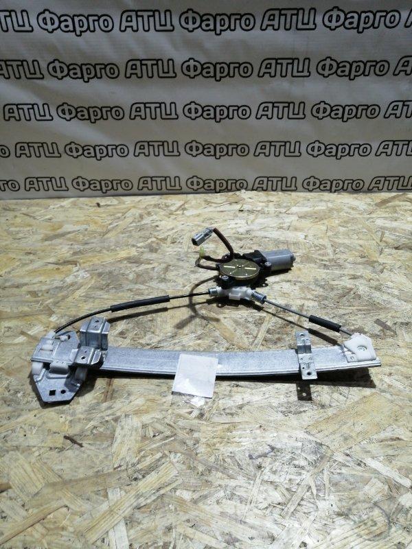 Стеклоподъемник Honda Inspire UA4 J25A задний правый
