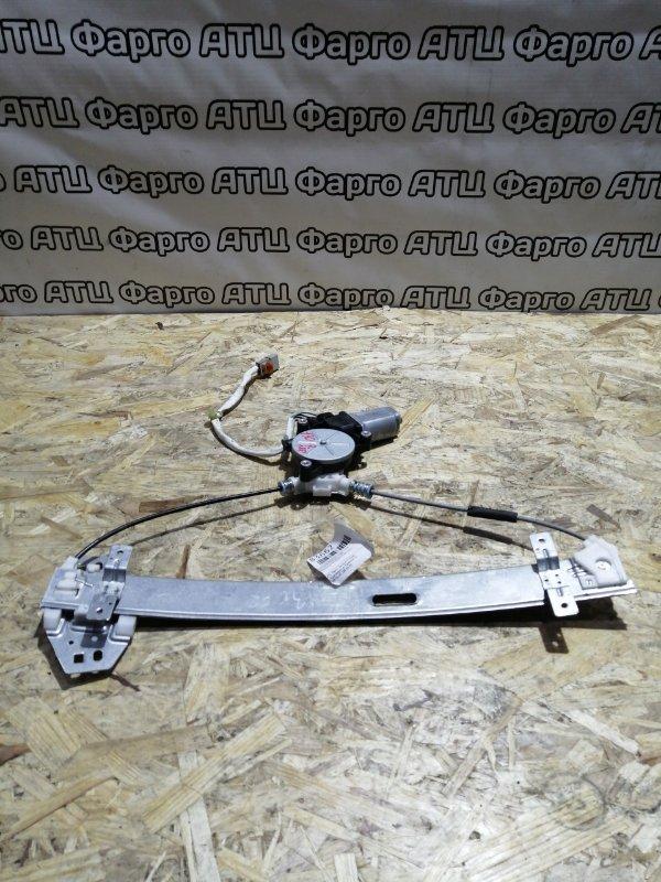 Стеклоподъемник Honda Accord CF3 F18B передний правый