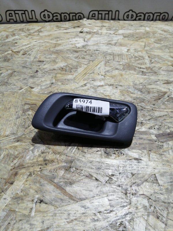 Ручка внутренняя Honda Accord CF4 F20B передняя левая