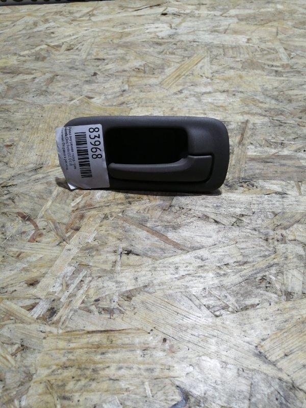 Ручка внутренняя Honda Civic Ferio ES1 D15B передняя правая