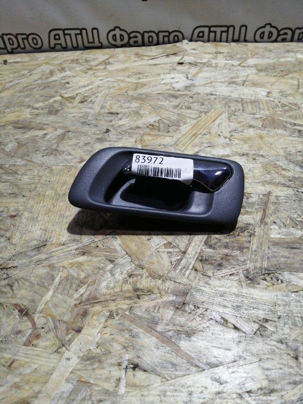 Ручка внутренняя Honda Accord CF4 F20B задняя левая
