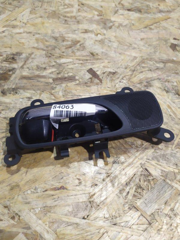 Ручка внутренняя Lexus Is250 GSE20 4GR-FSE задняя правая