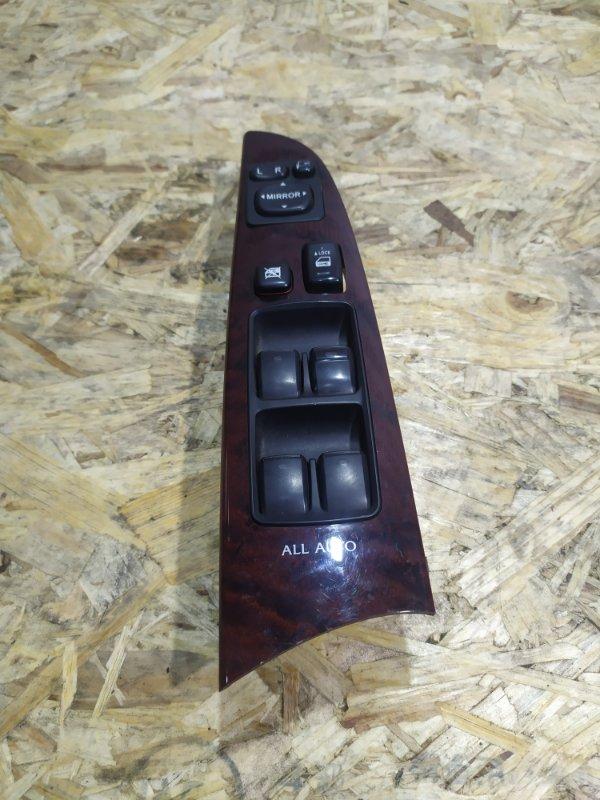 Блок управления стеклоподъемниками Lexus Is250 GSE20 4GR-FSE