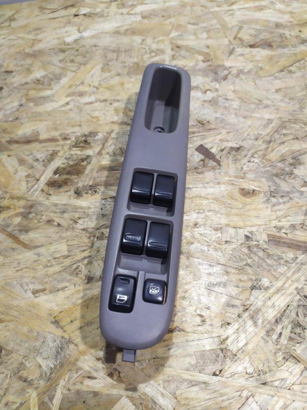 Блок управления стеклоподъемниками Nissan Liberty PM12 SR20DE