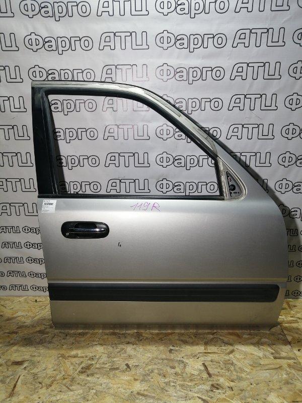 Дверь боковая Honda Cr-V RD1 B20B передняя правая