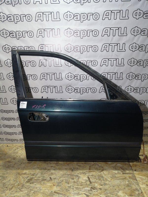 Дверь боковая Honda Orthia EL1 B18B передняя правая