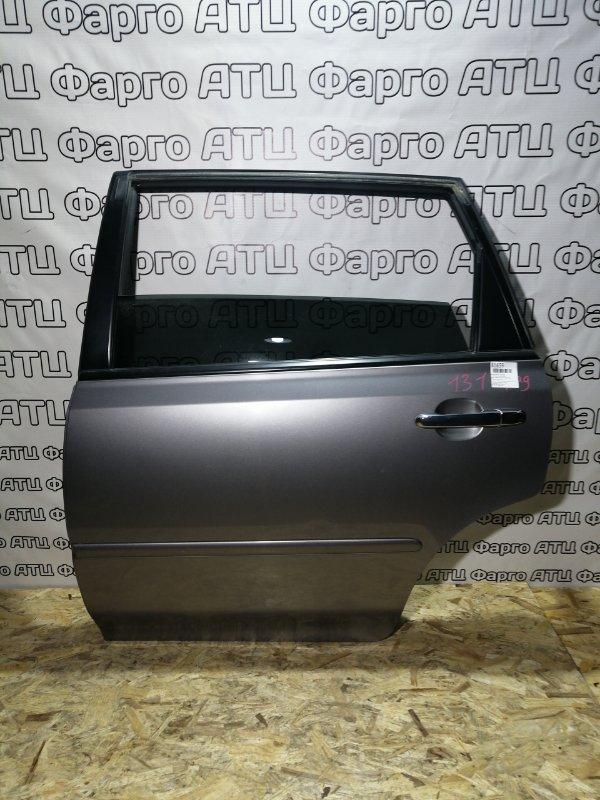 Дверь боковая Honda Avancier TA1 F23A задняя левая