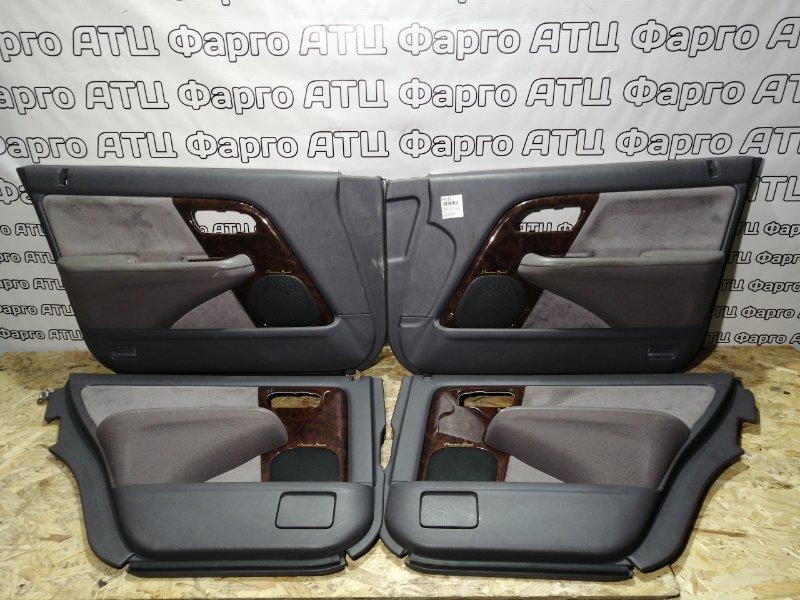 Обшивка двери Honda Avancier TA1 F23A