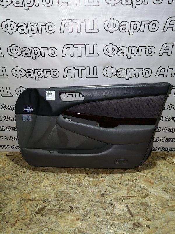 Обшивка двери Honda Inspire UA4 J25A передняя правая