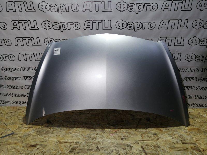 Капот Honda Fit GD1 L13A
