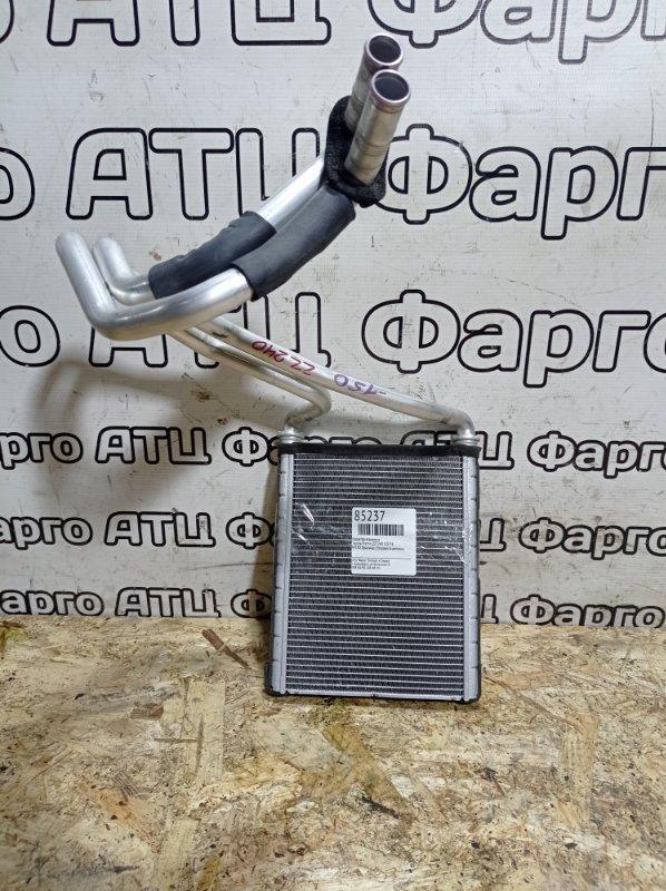 Радиатор отопителя Toyota Premio ZZT240 1ZZ-FE