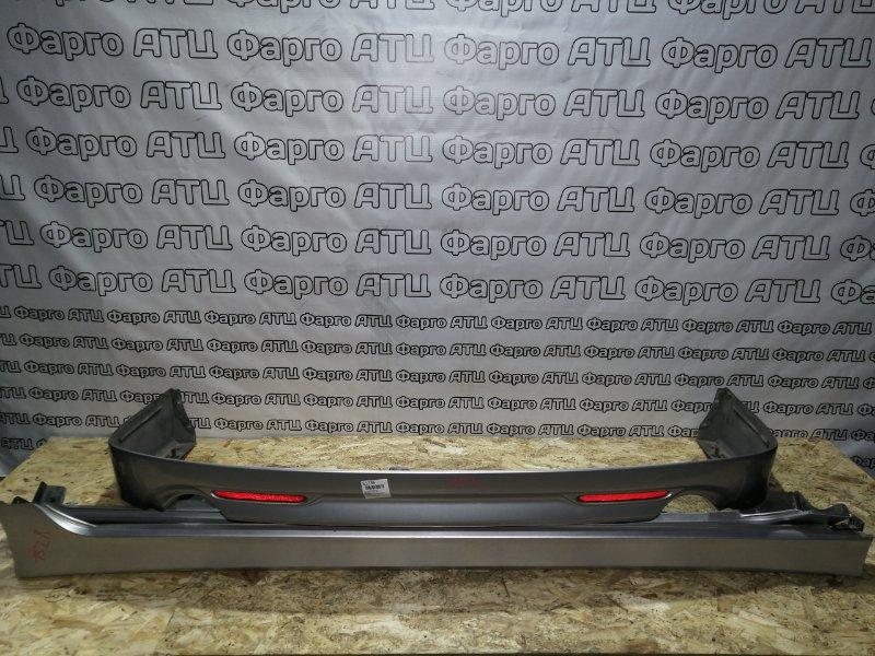 Обвес аэродинамический Honda Accord Wagon CM2 K24A
