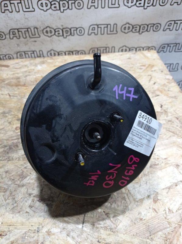 Вакуумный усилитель тормоза и сцепления Nissan Rnessa N30 SR20DE