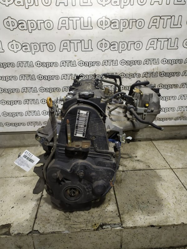 Двигатель Honda Avancier TA1 F23A