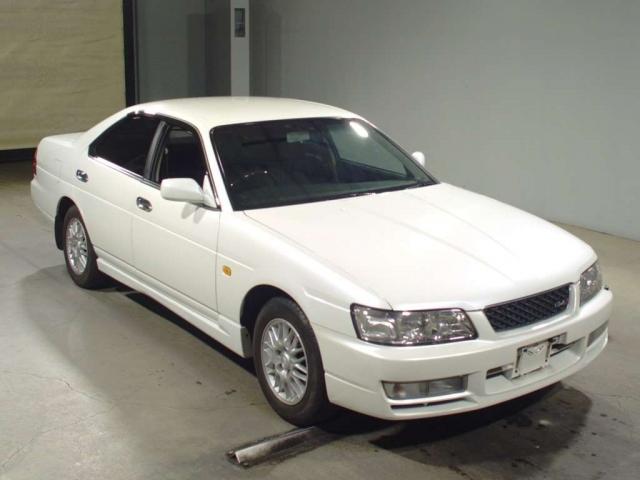 Авто на разбор Nissan Laurel HC35 RB20DE