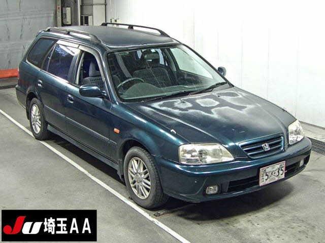 Авто на разбор Honda Orthia EL1 B18B