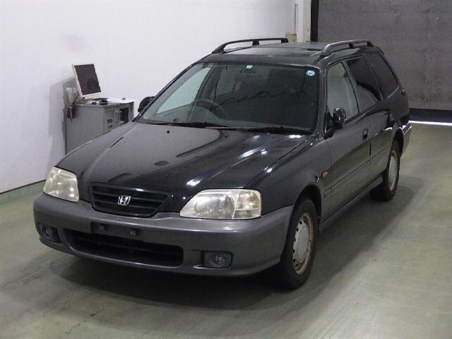 Авто на разбор Honda Orthia EL3 B20B