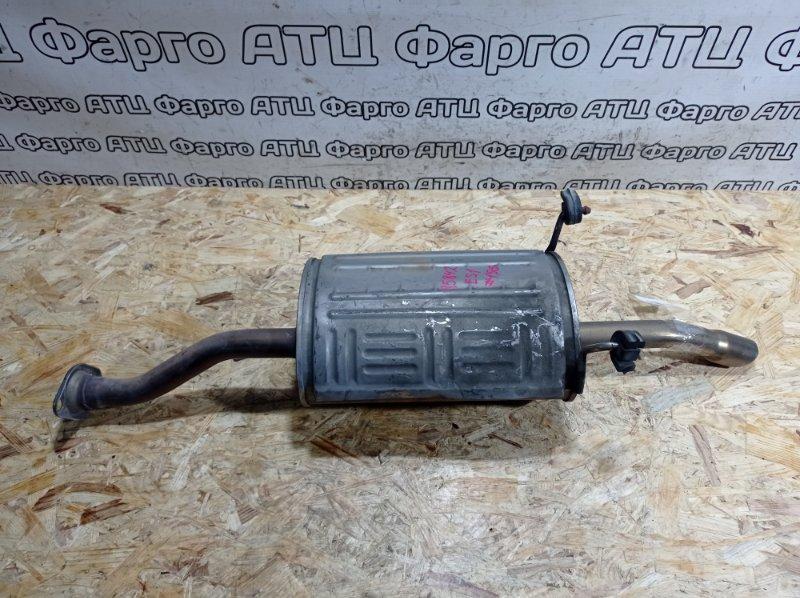 Глушитель Honda Civic Ferio ES1 D15B