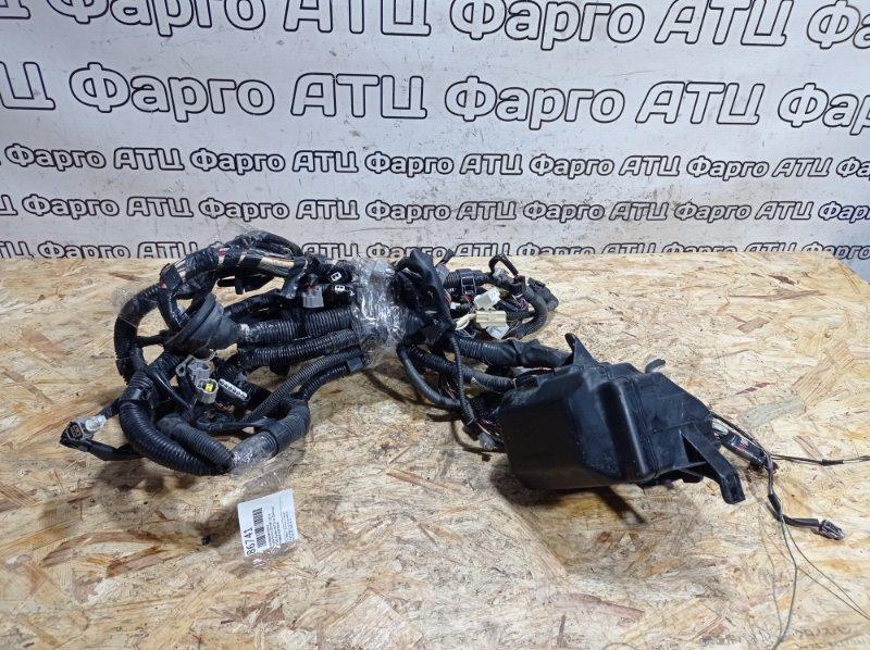 Проводка двигателя Toyota Premio ZZT240 1ZZ-FE