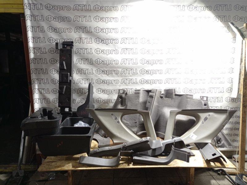 Обшивка багажника Nissan Tino V10 QG18DE
