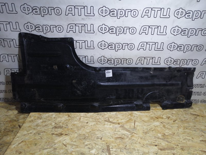 Защита кузова Bmw 523I F10 N52B25A 2011 правая