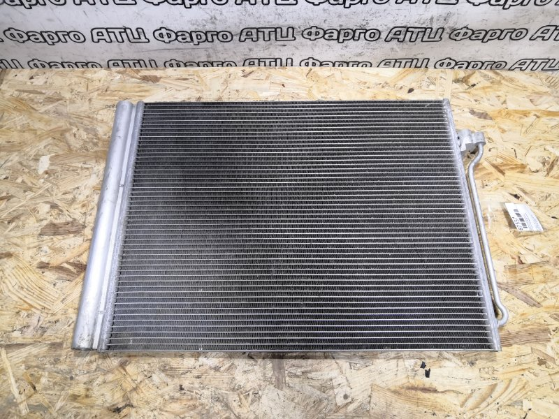 Радиатор кондиционера Bmw 523I F10 N52B25A 2011