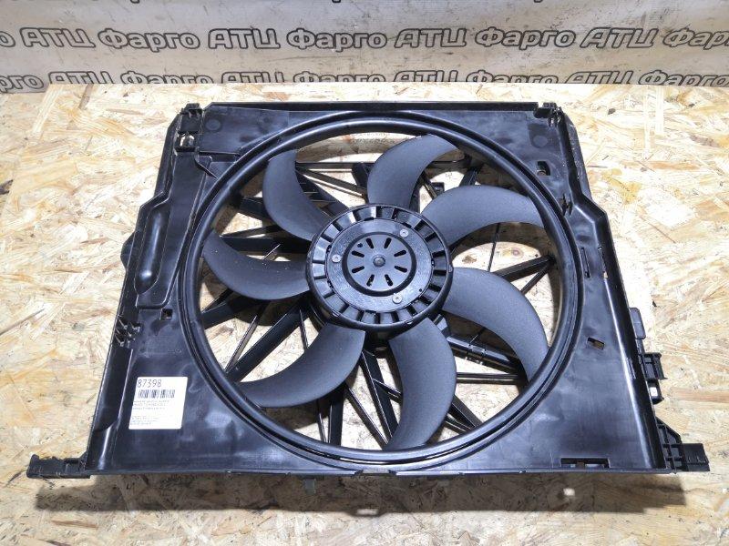 Вентилятор радиатора двигателя Bmw 523I F10 N52B25A 2011