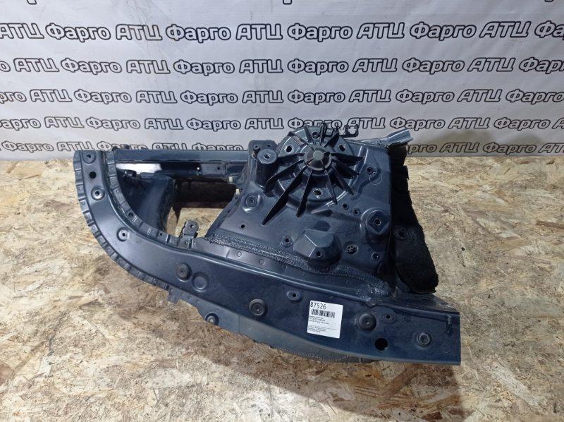 Лонжерон Bmw 523I F10 N52B25A передний левый