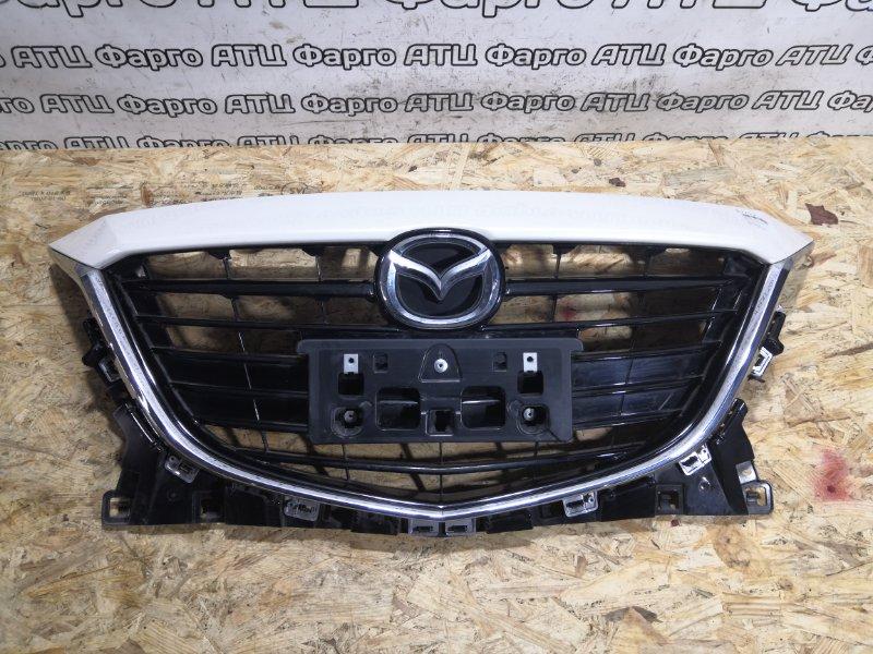 Решетка радиатора Mazda Axela BM5FS P5-VPS
