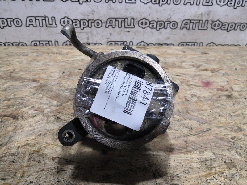Насос гидроусилителя Toyota Corsa EL41 4E-FE