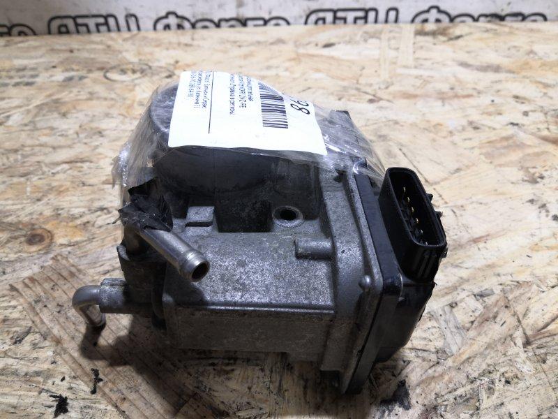 Заслонка дроссельная Toyota Vitz NCP95 2NZ-FE