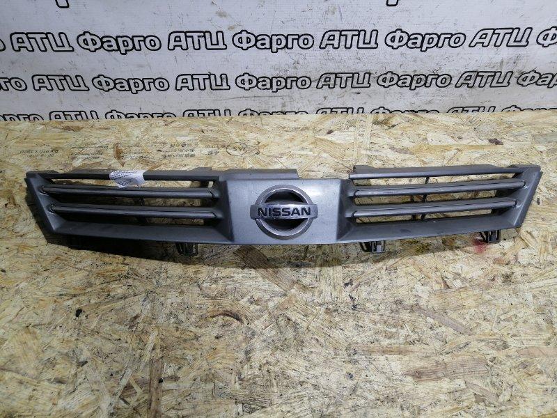 Решетка радиатора Nissan Wingroad WFY11 QG15DE