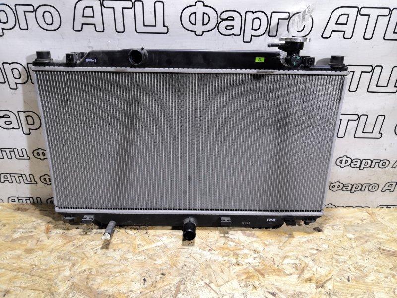 Радиатор двигателя Mazda Axela BM5FS P5-VPS