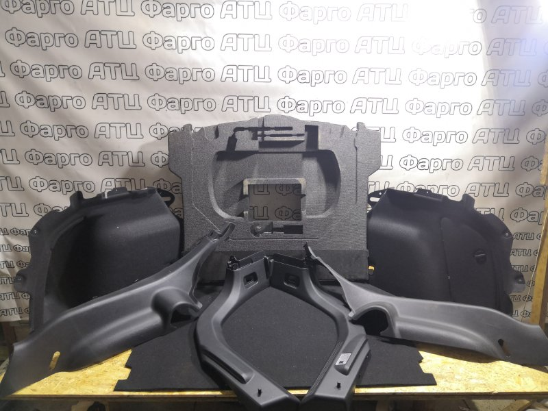 Обшивка багажника Mazda Axela BM5FS P5-VPS