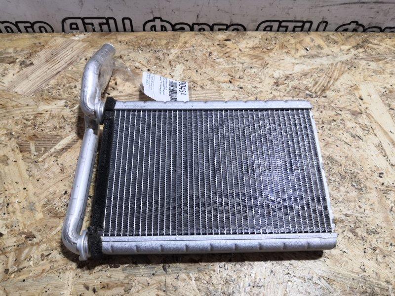 Радиатор отопителя Toyota Aqua NHP10 1NZ-FXE