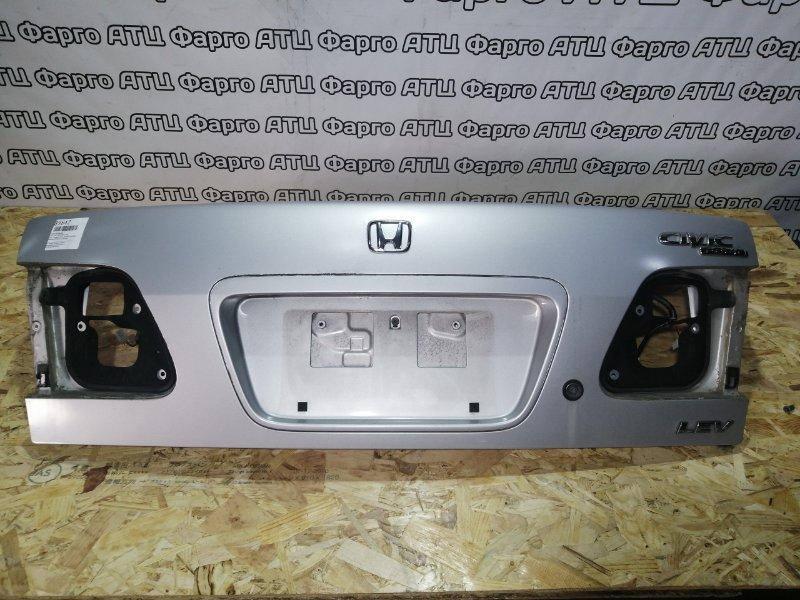 Крышка багажника Honda Civic Ferio EK3 D15B задняя