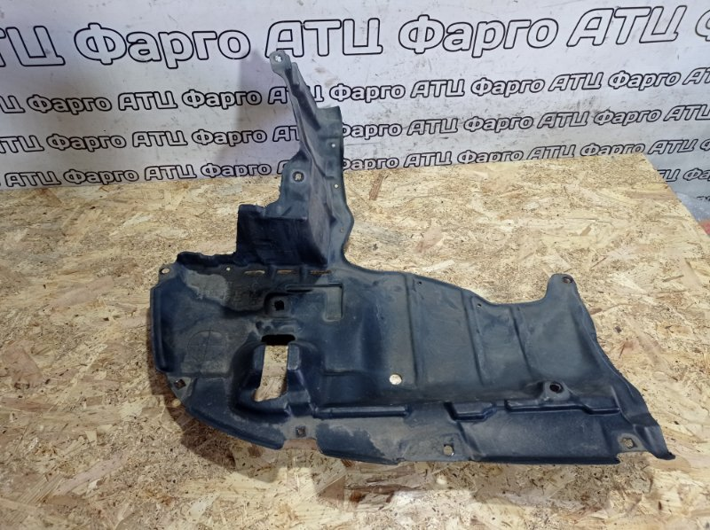 Защита двс Toyota Caldina ST210G 3S-FE передняя правая