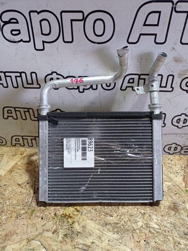 Радиатор отопителя Honda Accord CF3 F18B