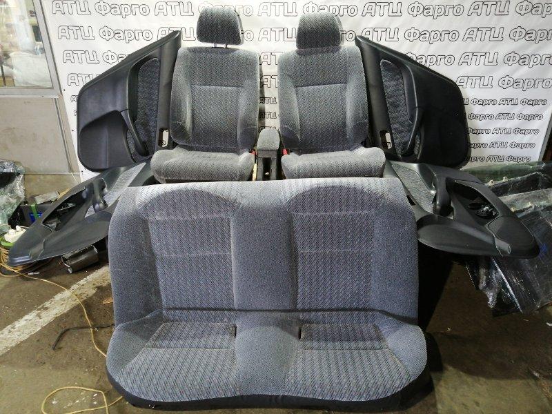 Сиденья Honda Civic Ferio EK3 D15B