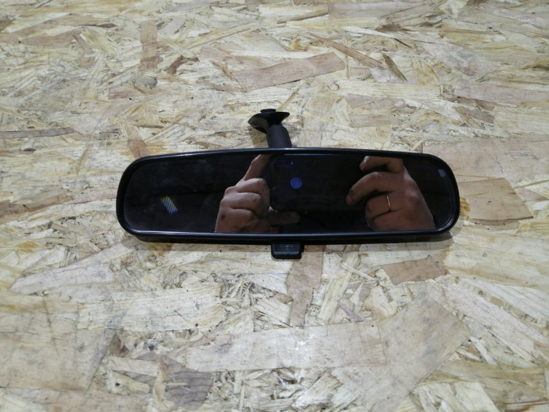 Зеркало салонное Mazda Familia S-Wagon BJ5W ZL-DE